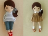 Muñecas de trapo: Patrones sencillos