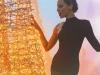 La Navidad llega a casa de los famosos: Eva González programa