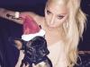La Navidad llega a casa de los famosos: Lady Gaga