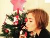 La Navidad llega a casa de los famosos: Natalia Sánchez