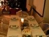 La Navidad llega a casa de los famosos: Patricia Conde mesa