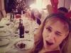 La Navidad llega a casa de los famosos: Patricia Conde