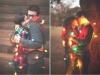 Navidad en pareja: juegos de luces