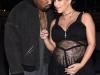 NYFW 2016 front row: Givenchy con Kim Kardashian y Kanye West