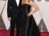 Oscar 2016 alfombra roja: Leonardo DiCaprio y Kate Winslet de Ralph Lauren