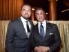 Oscar 2016 almuerzo de nominados: Leonardo DiCaprio y Silvester Stallone