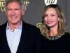 Parejas de famosos con diferencia de edad: Calista Flockhart y Harrison Ford