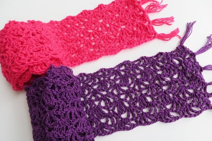 Ganchillo Y Crochet Ella Hoy 5 - Ganchillo Paso A Paso Para ...