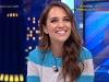 Paula Echevarría en El Hormiguero: sonriendo