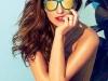 Paula Echevarría para Hawkers verano 2017: modelo Crystal Green posado