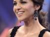 Paula Echevaría look de belleza recogido con coleta