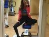 Paula Echevarría vacaciones en Canarias: gimnasio
