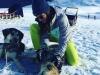 Paula Echevarría y David Bustamante vacaciones en Baqueira: con perros