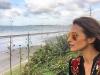 Paula Echevarría y David Bustamante vacaciones en Cuba: la actriz en el Malecón de La Habana