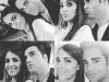 Paula Echevarría y David Bustamante vacaciones en Miami: collage de la pareja