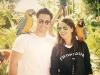 Paula Echevarría y David Bustamante vacaciones en Miami: loros