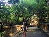 Paula Echevarría y David Bustamante vacaciones en Miami: Jungle Island