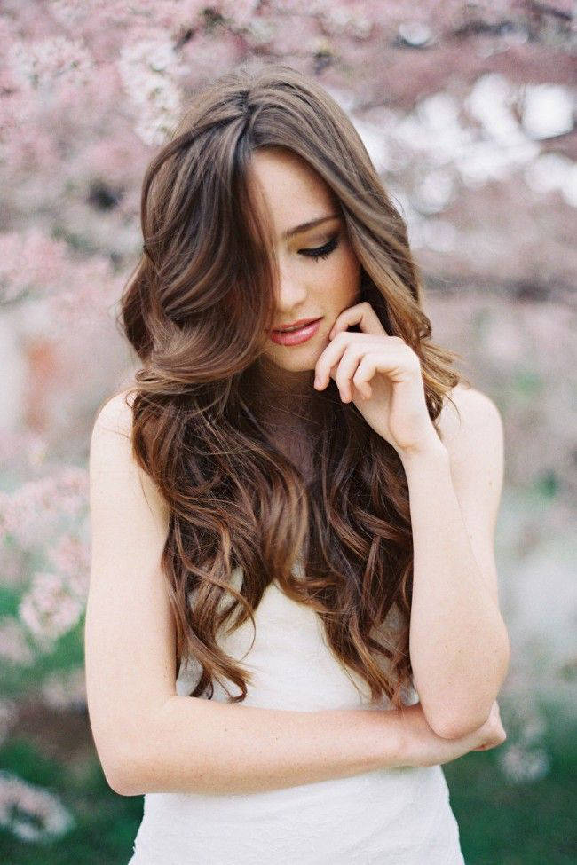 Ideas de estilo para peinados con extensiones Galería De Tutoriales De Color De Pelo - Peinados con extensiones para bodas: Ideas chic [FOTOS ...