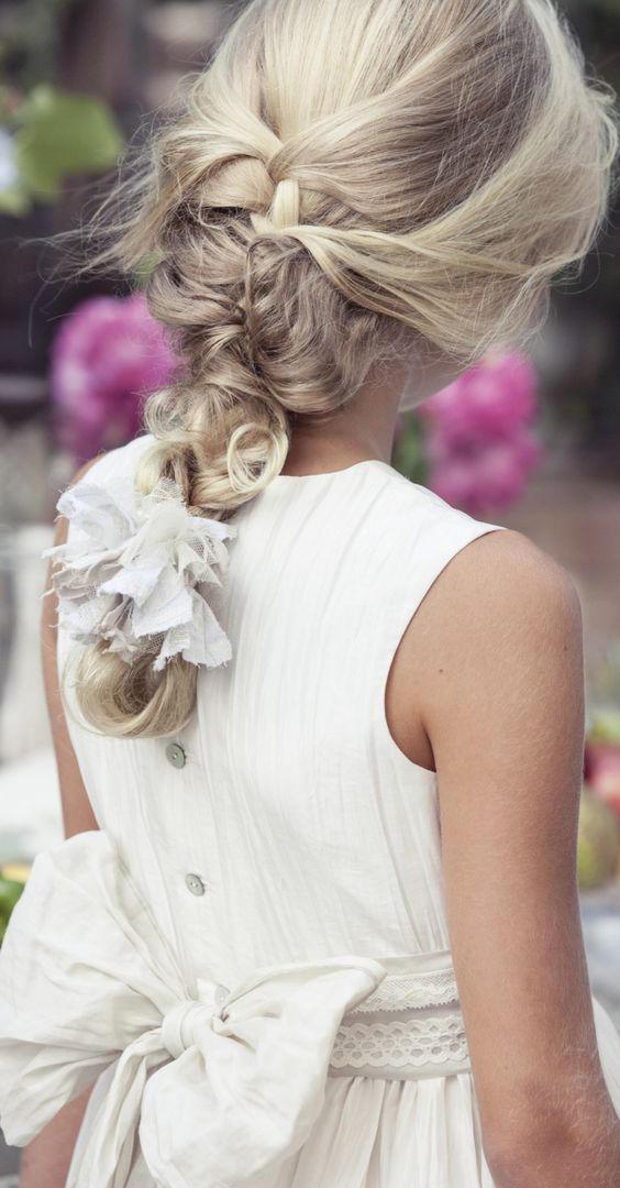 Oportunidades impresionantes peinados comunion trenzas Colección De Cortes De Pelo Ideas - Peinados de Comunión con trenzas: Looks sencillos y ...