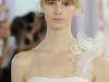 Peinados de novia 2017 ideas de pasarela: Inés Di Santo moño con flequillo