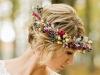 Peinados de novia con pelo corto 2016: portada