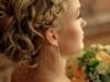 Peinados de novia con trenzas: corona