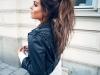 Peinados juveniles fáciles: coleta despeinada