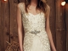 Peinados novia pelo suelto: Jenny Packham