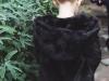 Peinados para niñas de Navidad: moño alto
