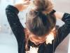 Peinados para niñas de Navidad: portada
