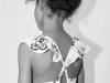 Peinados para niñas en verano: coleta rizos