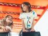 Peinados para niñas en verano: media melena