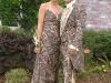 Peores vestidos de novia de la historia: a juego con el novio