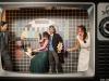 Photocall para bodas originales: televisión