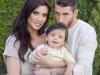 Pilar Rubio biografía: con Sergio Ramos y su hijo Sergio Jr.