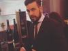 Premios Men's Health 2015: Mario Casas con una copa