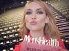 Premios Men's Health 2015: Patricia Conde selfie