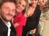 Premios MujerHoy 2016 alfombra roja: Megan Montaner, Eloy Azorin, Amaia Salamanca y Marta Larralde