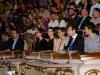 Premios Princesa de Asturias 2015 inauguración: Reina Letizia en el anfiteatro del Teatro Jovellanos
