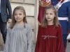 Princesa Leonor e Infanta Sofía en la XII Apertura de la Legislatura en el Congreso: portada