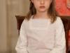 Princesa Leonor estilo de la Princesa de Asturias: acto abdicación Juan Carlos