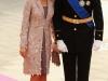 Reina Letizia looks de fiesta: boda Príncipes de Luxemburgo