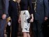 Reina Letizia looks de fiesta: coctail Premios Cervantes 2014