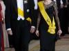 Reina Letizia looks de fiesta: gala cena Presidente México 2014