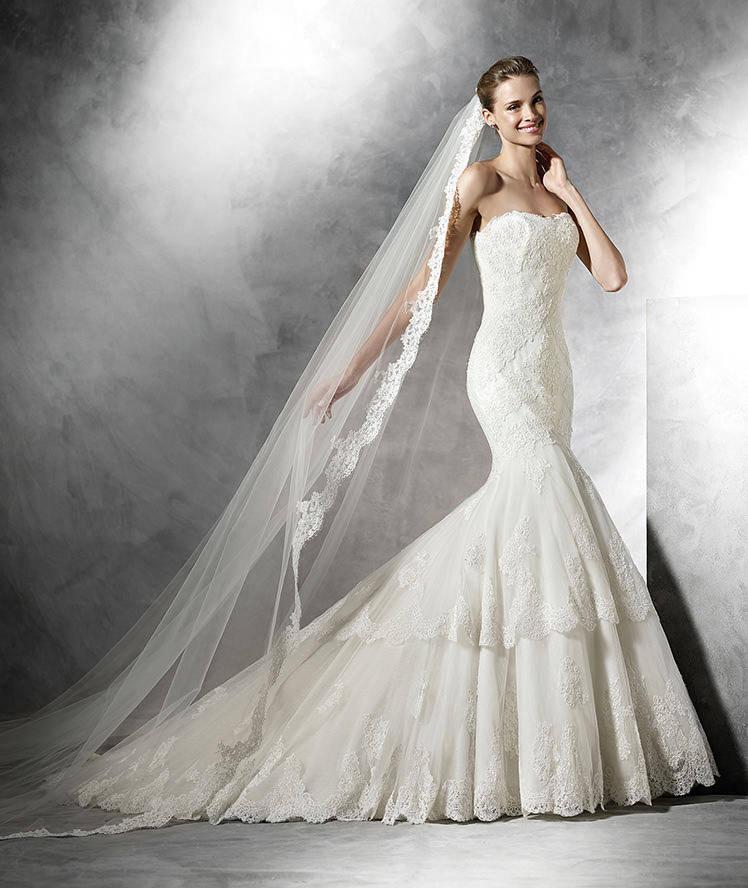 pronovias vestidos de novia 2016: descubre la colección [fotos