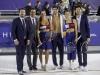 Rafa Nadal evento Tommy Hilfiger Madrid: posando
