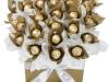 Ramos de chuches para novias con bombones Ferrero Roche