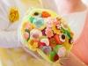 Ramos de chuches para novias con gominolas de colores
