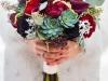 Ramos de novia de invierno: colores