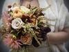 Ramos de novia de otoño vintage: estilo